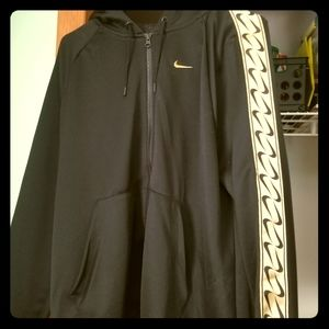 Nike zip up hoodie